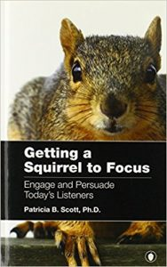Getting a Squirrel to Focus